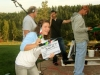 BTS Exterior Shot with Assistant AC